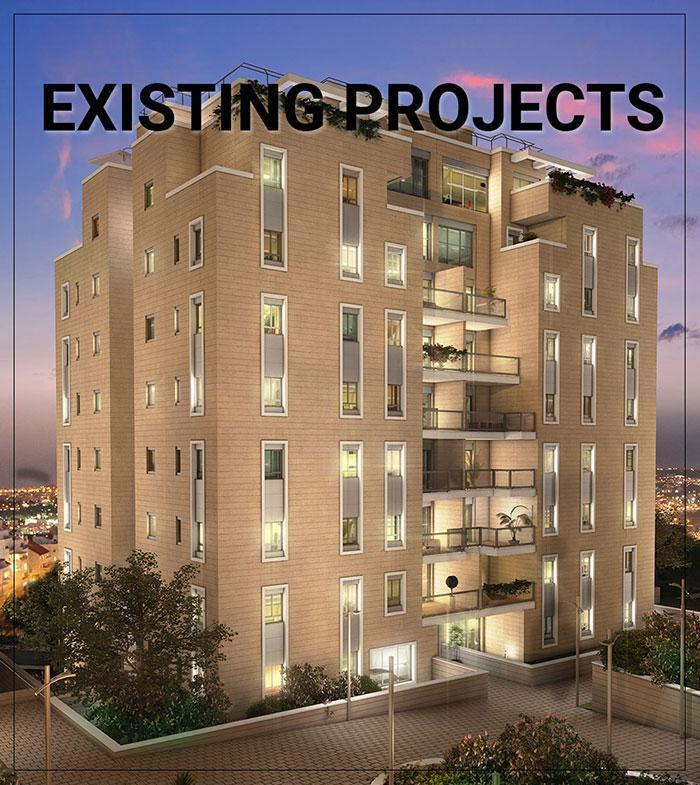 EXISTING PROJECTS